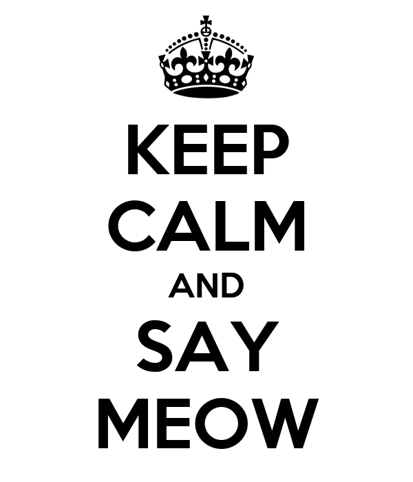 how to say meow in japanese