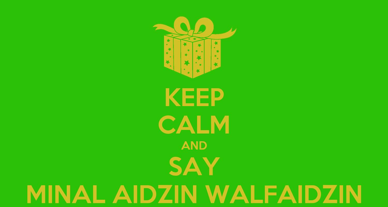 Minal Aidzin Walfaidzin Download Lengkap