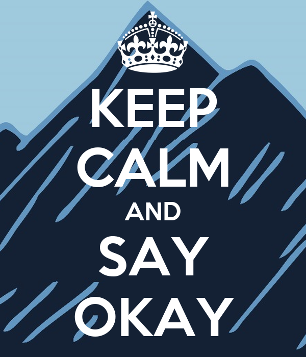 japanese how to say okay