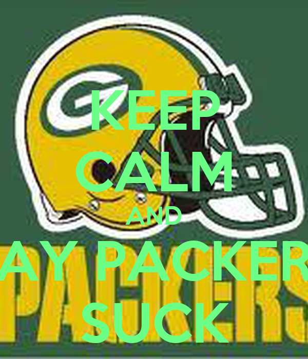 Congratulate, packers suck comments are not