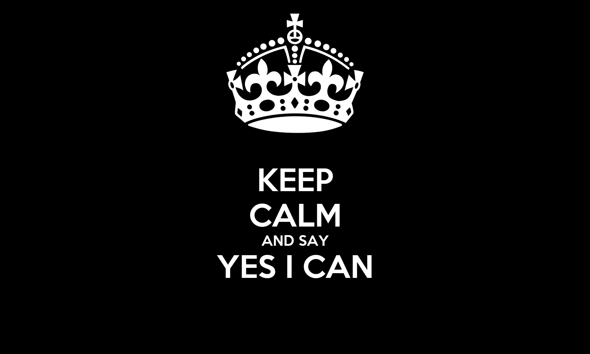how to say yes i can in spanish