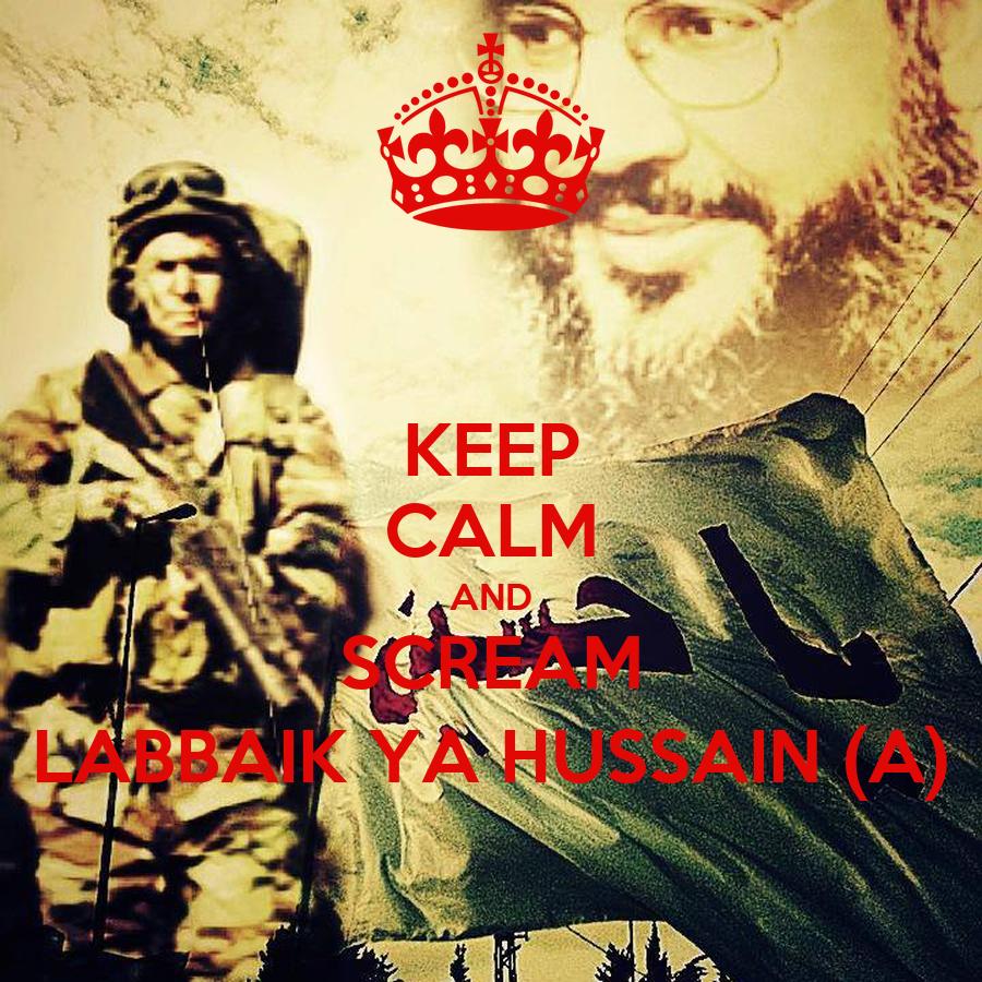 Labaik Ya Hussain Labbaik ya hussain  a Labaik Ya Hussain In English