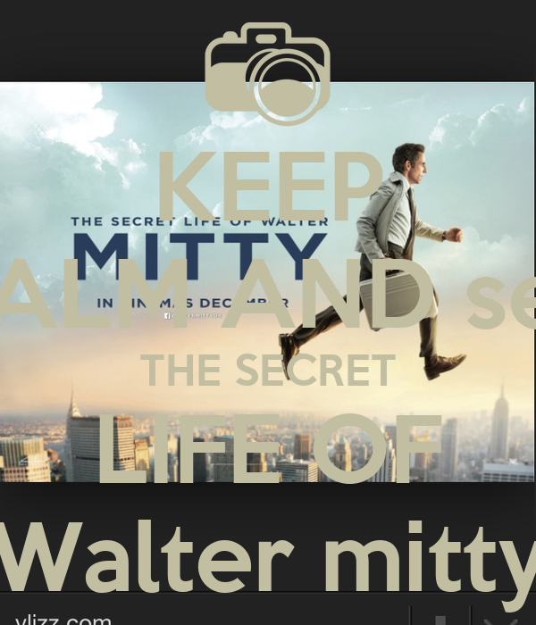 an ordinary day of walter mitty A moment comes when you stop dreaming, start living and discover your destiny for day dreamer walter mitty, that time is now when his job, along with that of his coworker (kristen wiig) are threatened, walter takes action and embarks on an incredible journey ben stiller directs and co-stars.