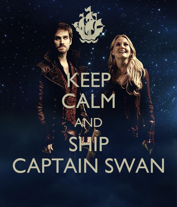 Hook & Emma (Captain Swan) Keep-calm-and-ship-captain-swan-11