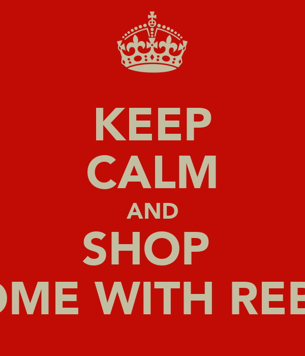 Keep calm and shop at home with rebecca poster bex Shop at home