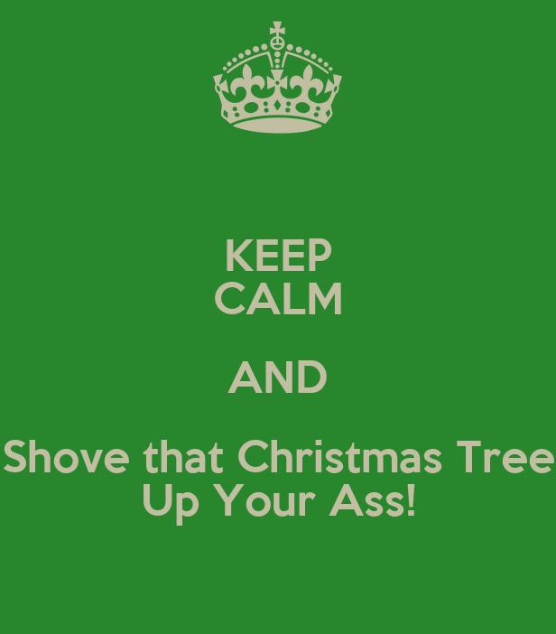 Tree Up Ass 104