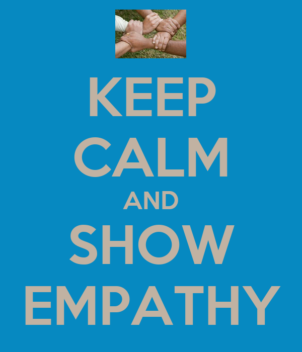 how to show empathy to a friend