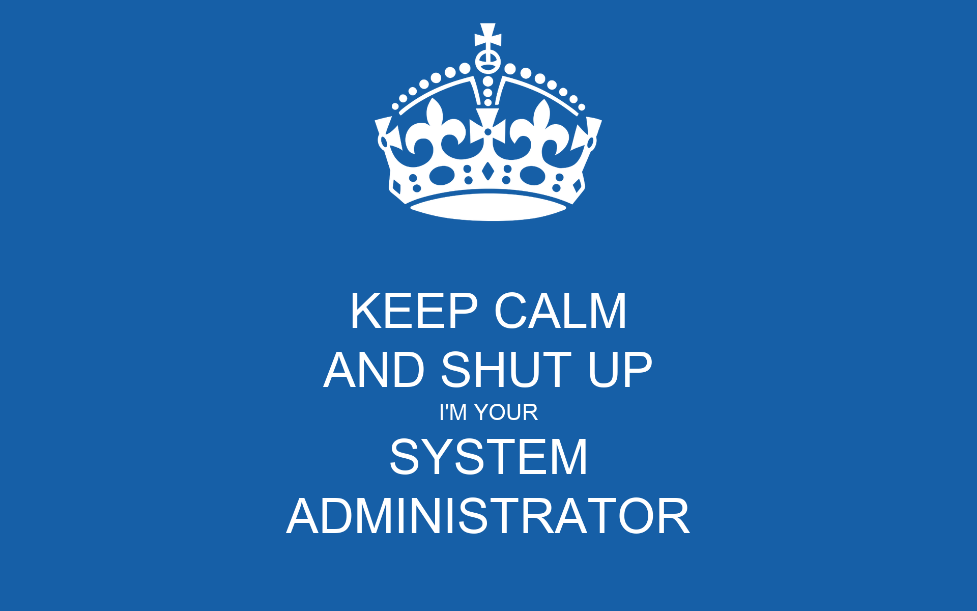 the system administrator Yes, there is also an admin account in windows 10 for system administration, but this admin account is also disabled under windows 10, and can be activa.