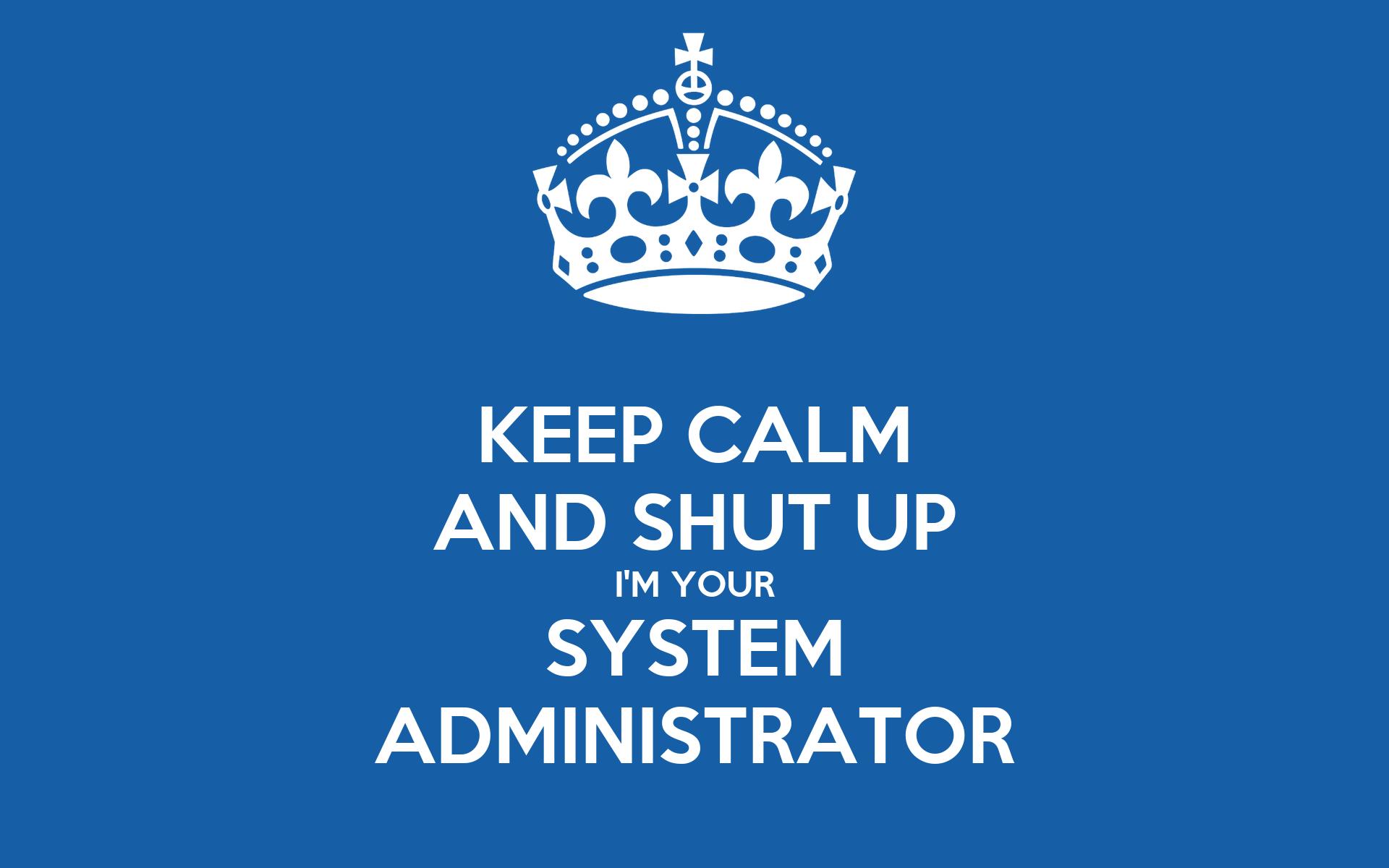 it administrator