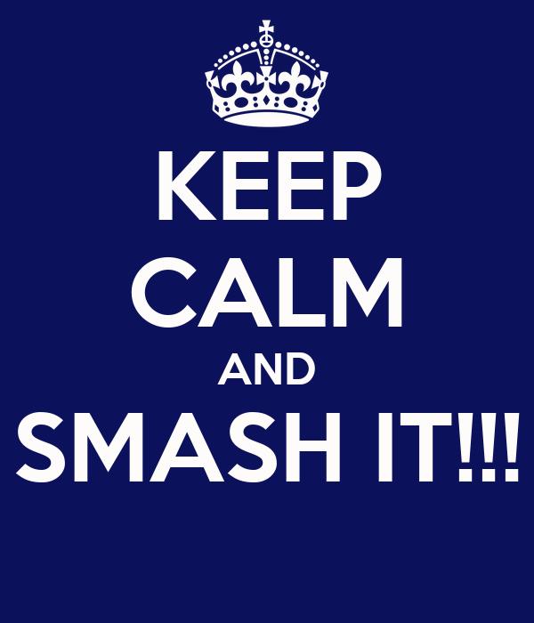 smash it online