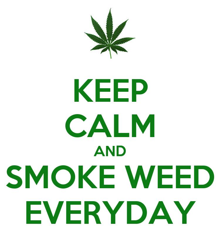 smoke weed everyday ~ AQUI HAY TEMAZOS