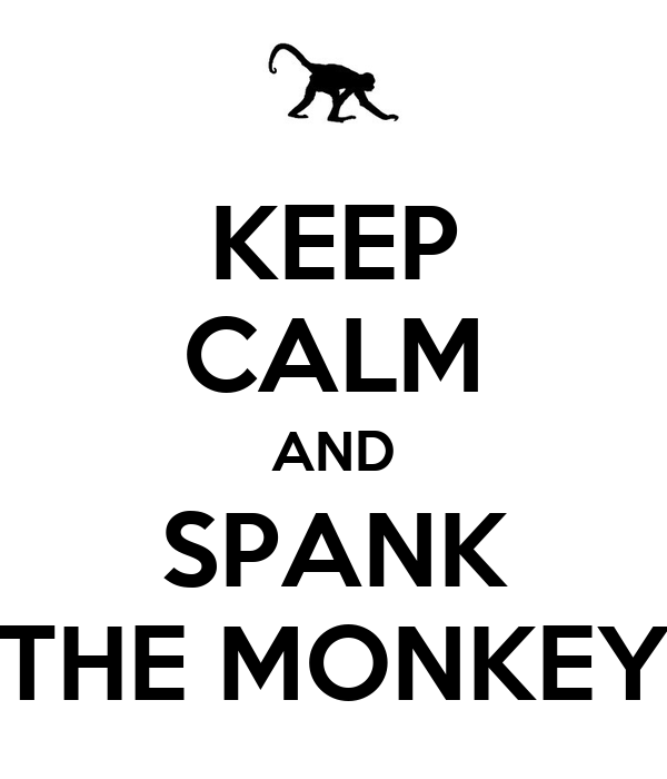 Fastest spank the monkey