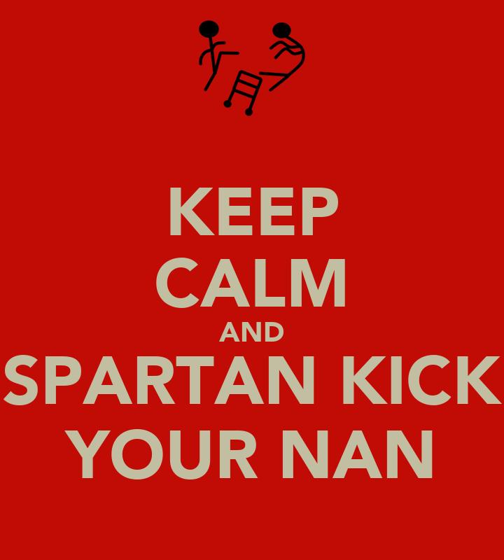 spartan kick wallpaper - photo #49