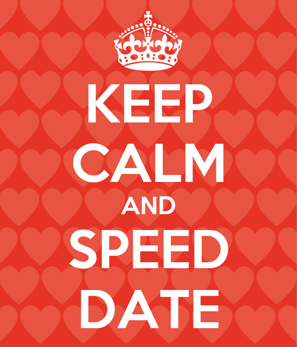speed date oslo time date