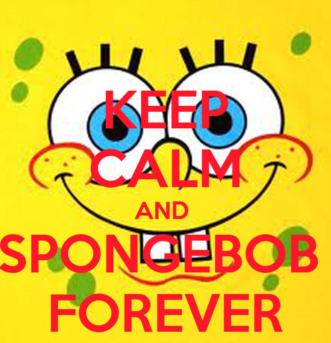 spongebob forever
