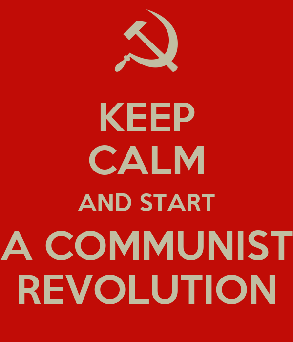why did the communist revolution originally The decision that abandoned the nep and supported industrialization was very significant in shaping the communist russia in time to come although the nep.