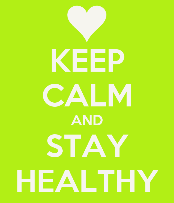 how to get healthy and stay healthy