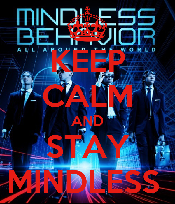 keep calm and stay mindless poster ndnddnx keep calmo