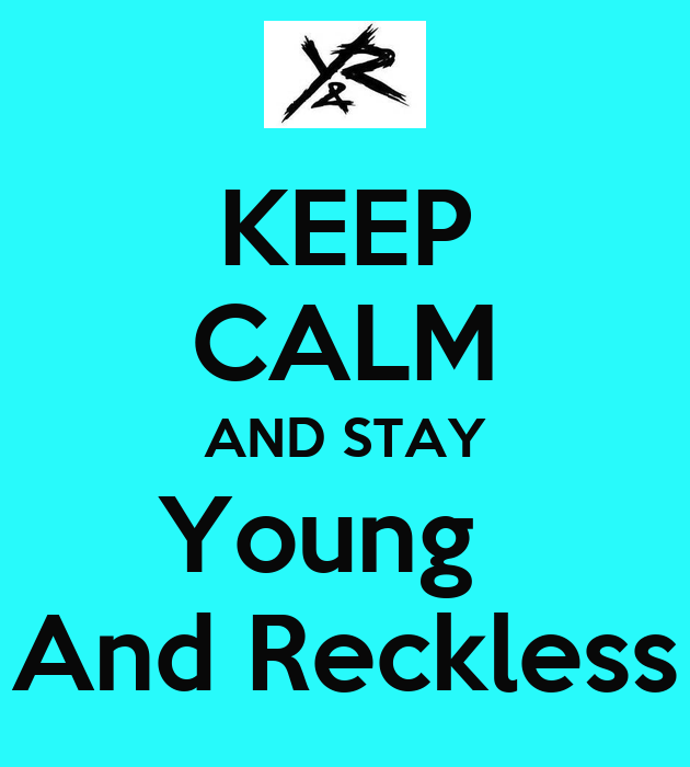 gallery for young and reckless wallpaper blue