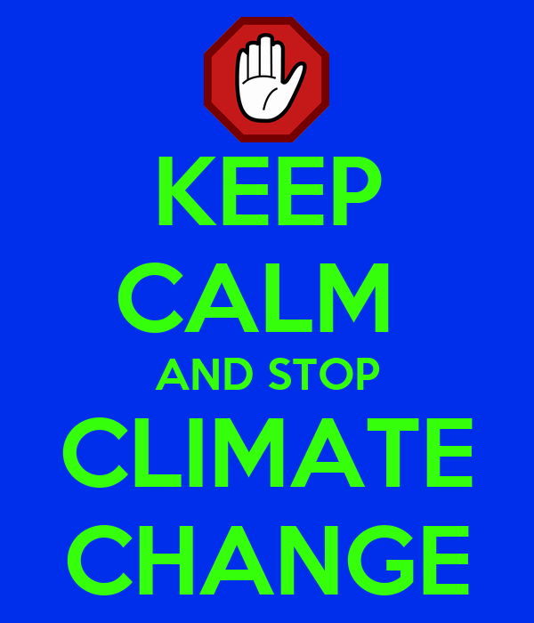 how to stop climate change for kids