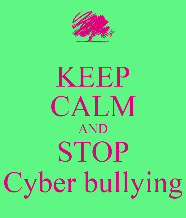 how to put a stop to cyberbullying