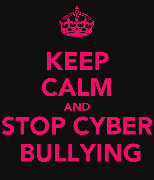 Cyber Bullying Quotes Awesome Keep Calm Cyberbullying Quotes