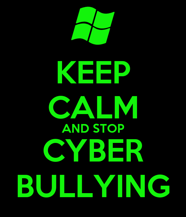 Cyber bullying expo