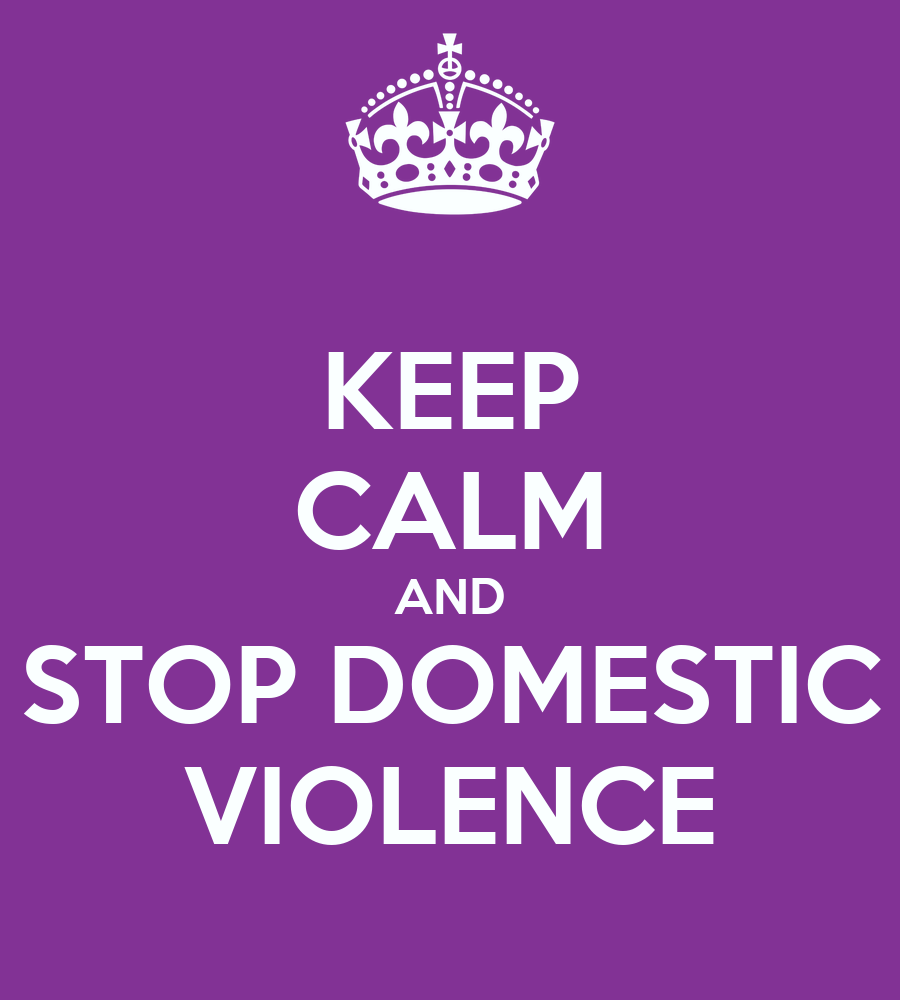Stop Domestic Violence...