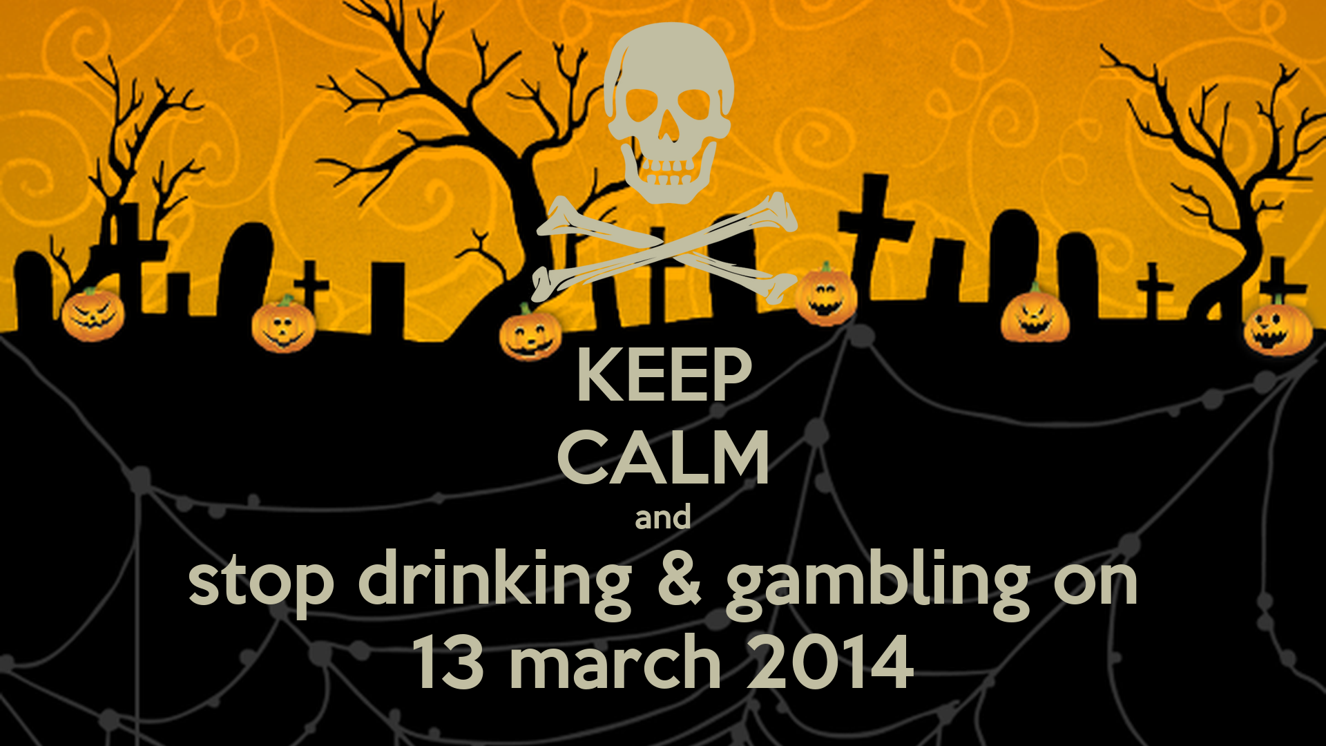 How to stop drinking smoking and gambling