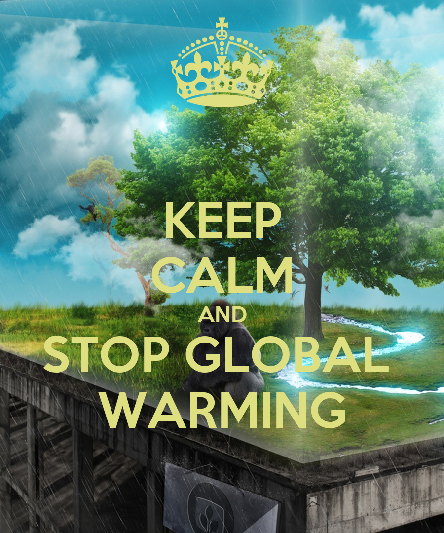 how to stop global warming article