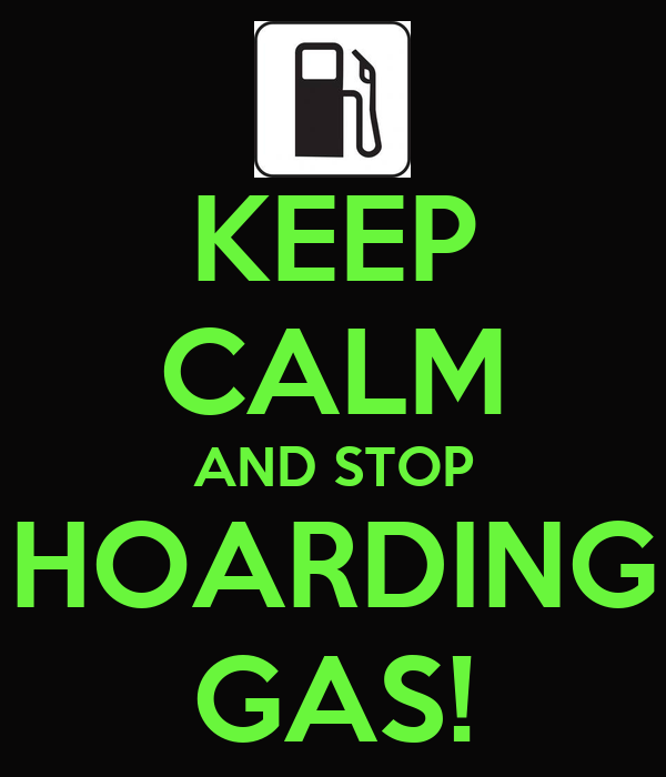 how to stop nervous gas