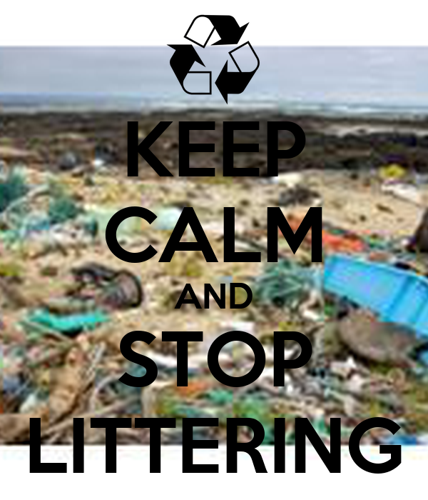 What Are the Causes of Litter Pollution?