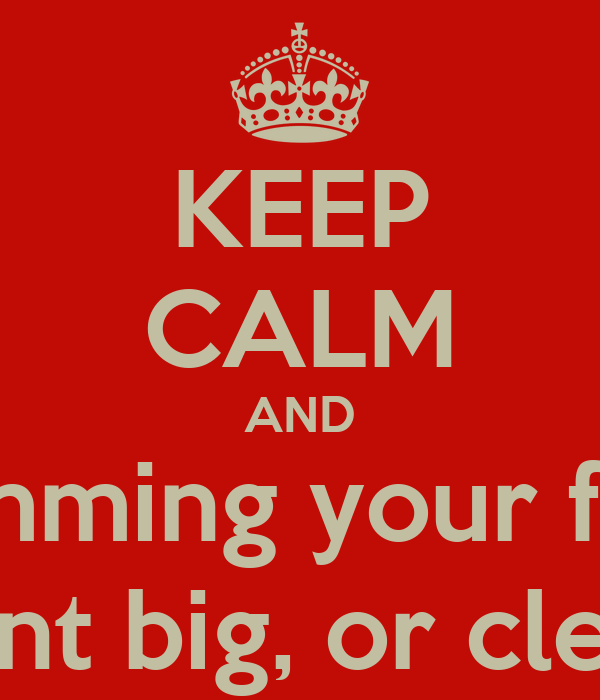 KEEP CALM AND STOP Slamming your front door! it aint big or clever  sc 1 st  Keep Calm-o-Matic & KEEP CALM AND STOP Slamming your front door! it aint big or clever ...