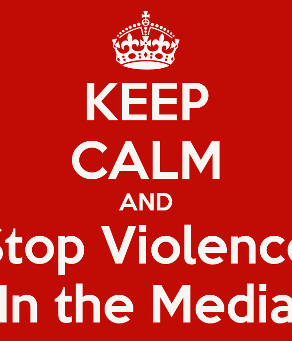 violence in the media Research on violent television and films, video games, and music reveals  unequivocal evidence that media violence increases the likelihood of aggressive  and.