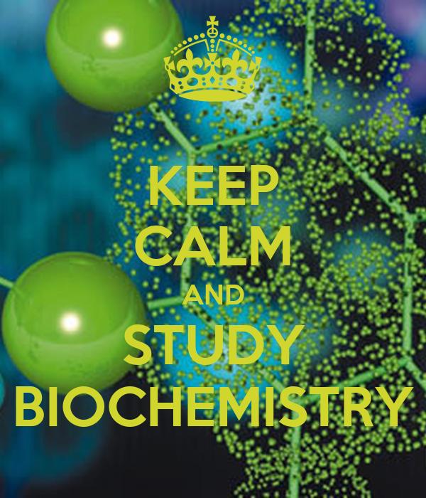 Biochemistry sudy in uk