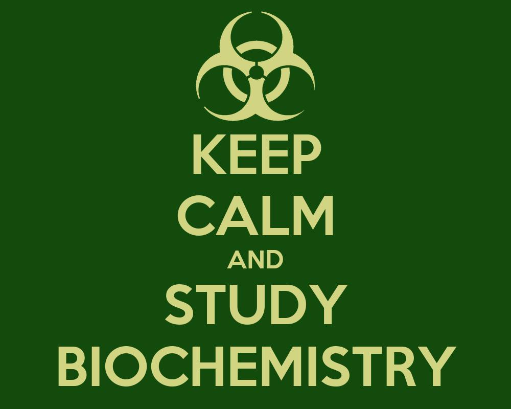 how to study biochemistry for exam
