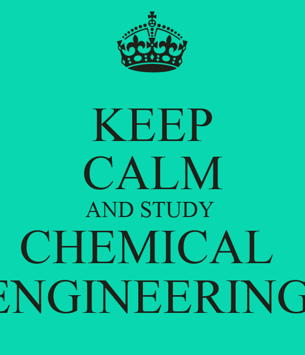 Chemical Engineering term sale