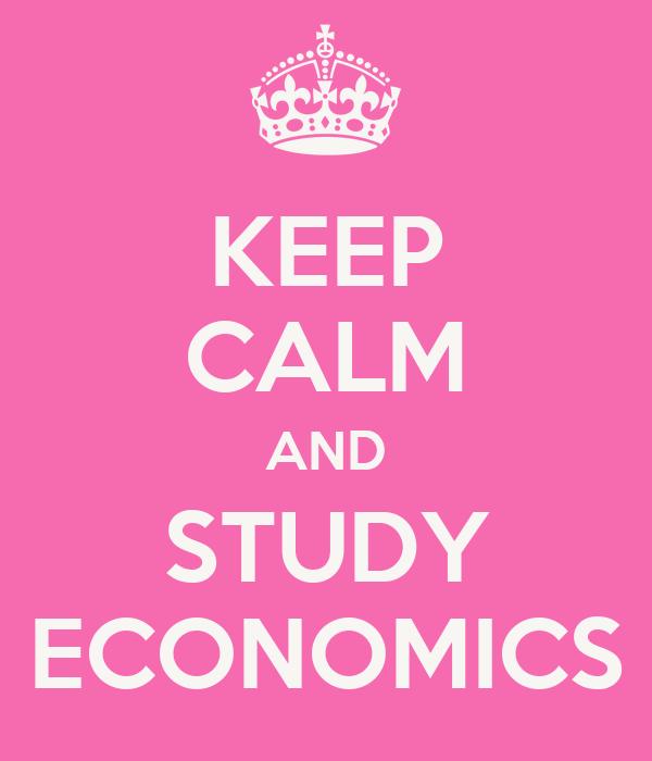 economics study Economic history is the study of economies or economic phenomena of the past analysis in economic history is undertaken using a combination of historical methods.