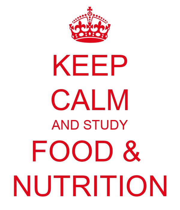 Nutrition sudy in uk