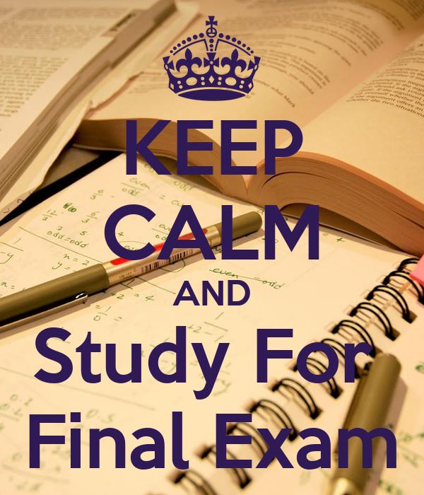 20 Study Strategies for Finals Week