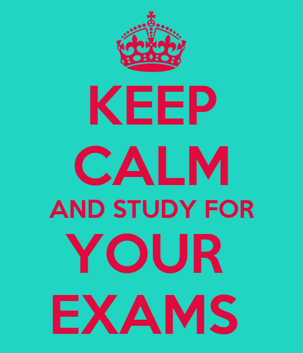how to study for further exam 2