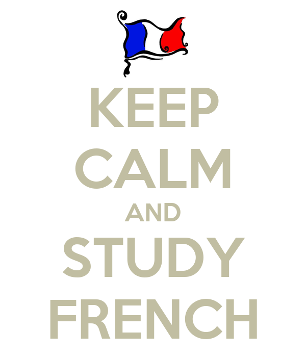 how to study french easily