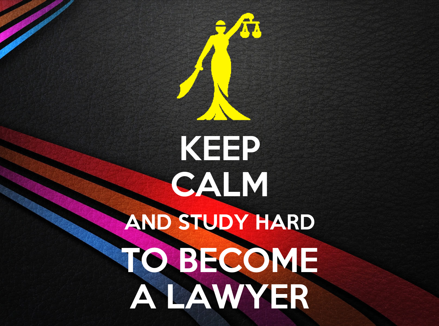 how to study to be a lawyer