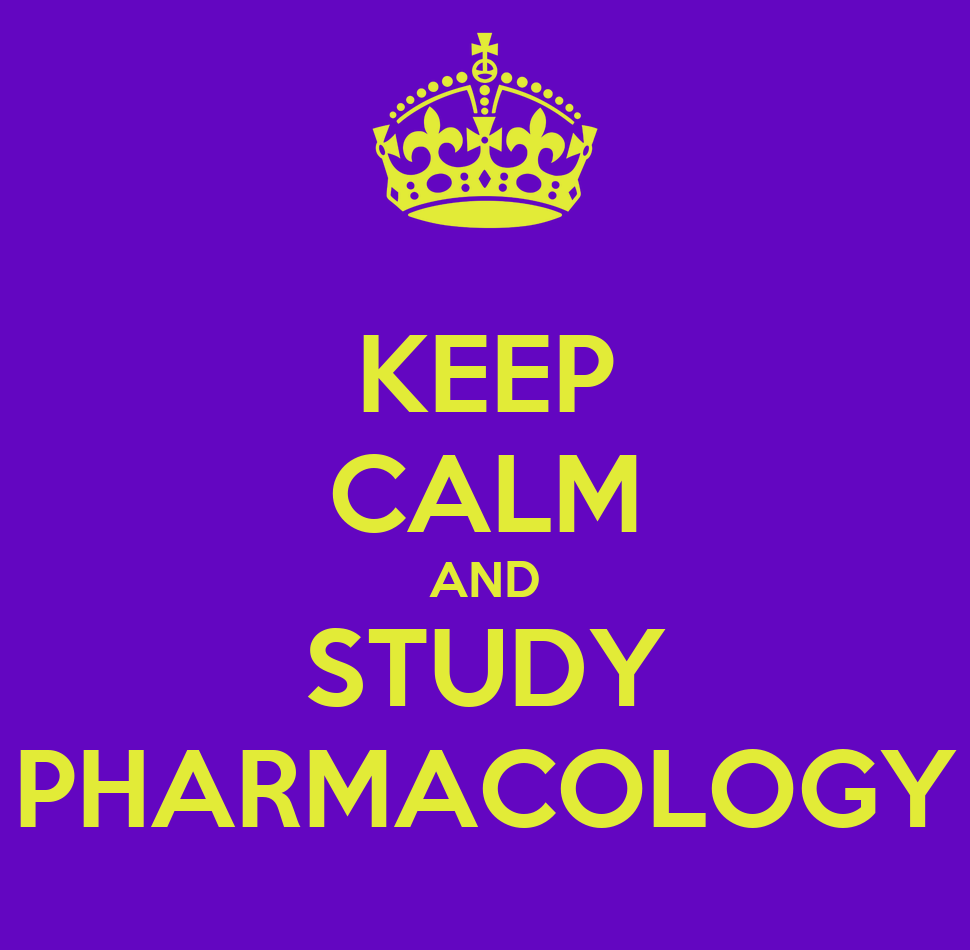 Pharmacology study help