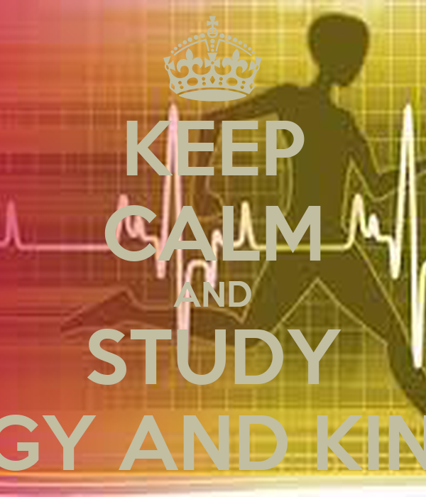 Online Study: Kinesiology Online Study Guide
