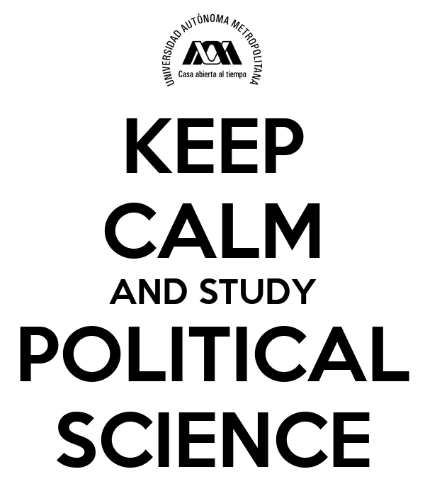 Political Science different tops