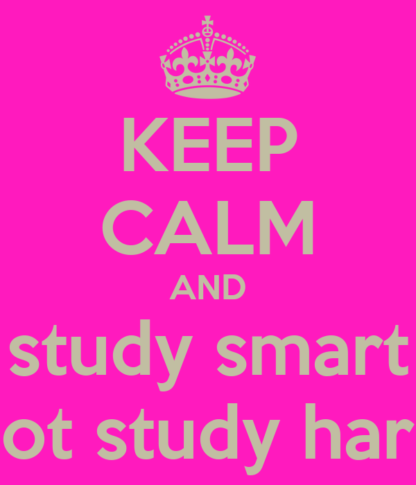 Whats the difference between studying
