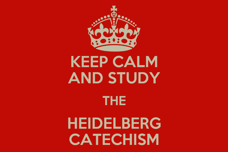 The Covenantal Foundation of the Heidelberg Catechism ...