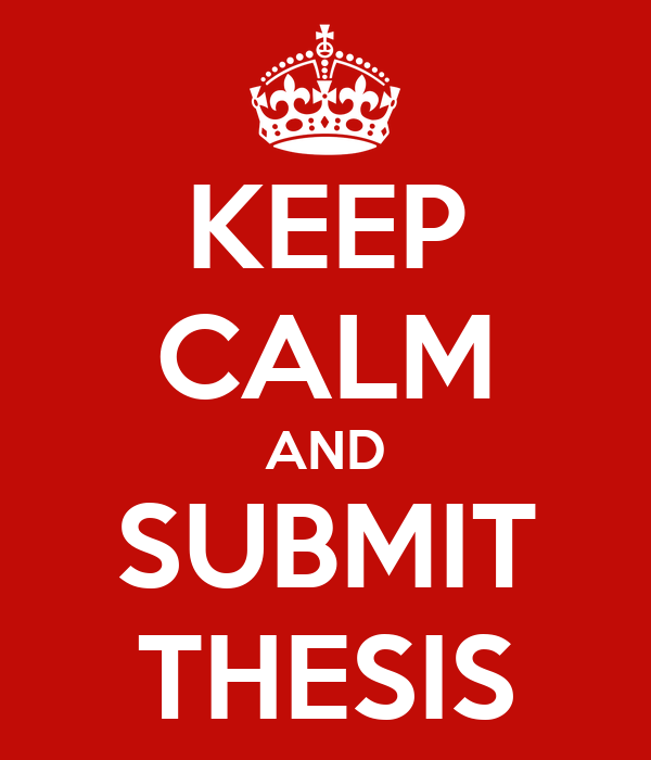 SUNScholar Thesis Dissertation Submission      Submit the added expectation of the free samples can take a sample phd  safety thesis proposal