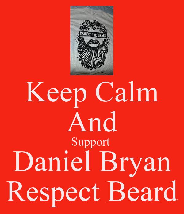 Respect The Beard Wallpaper